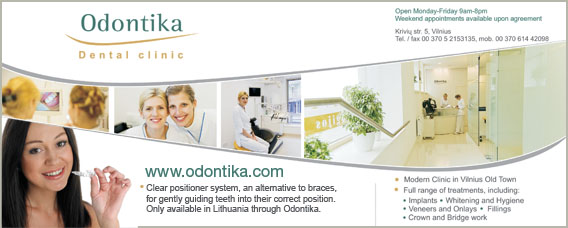 Odontika Dental Clinic Ad